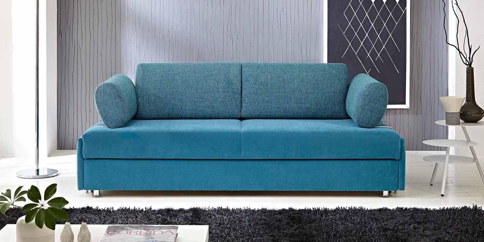 schlafsofa doppelbettsofa mit kaltschaumpolsterung zoom. Black Bedroom Furniture Sets. Home Design Ideas