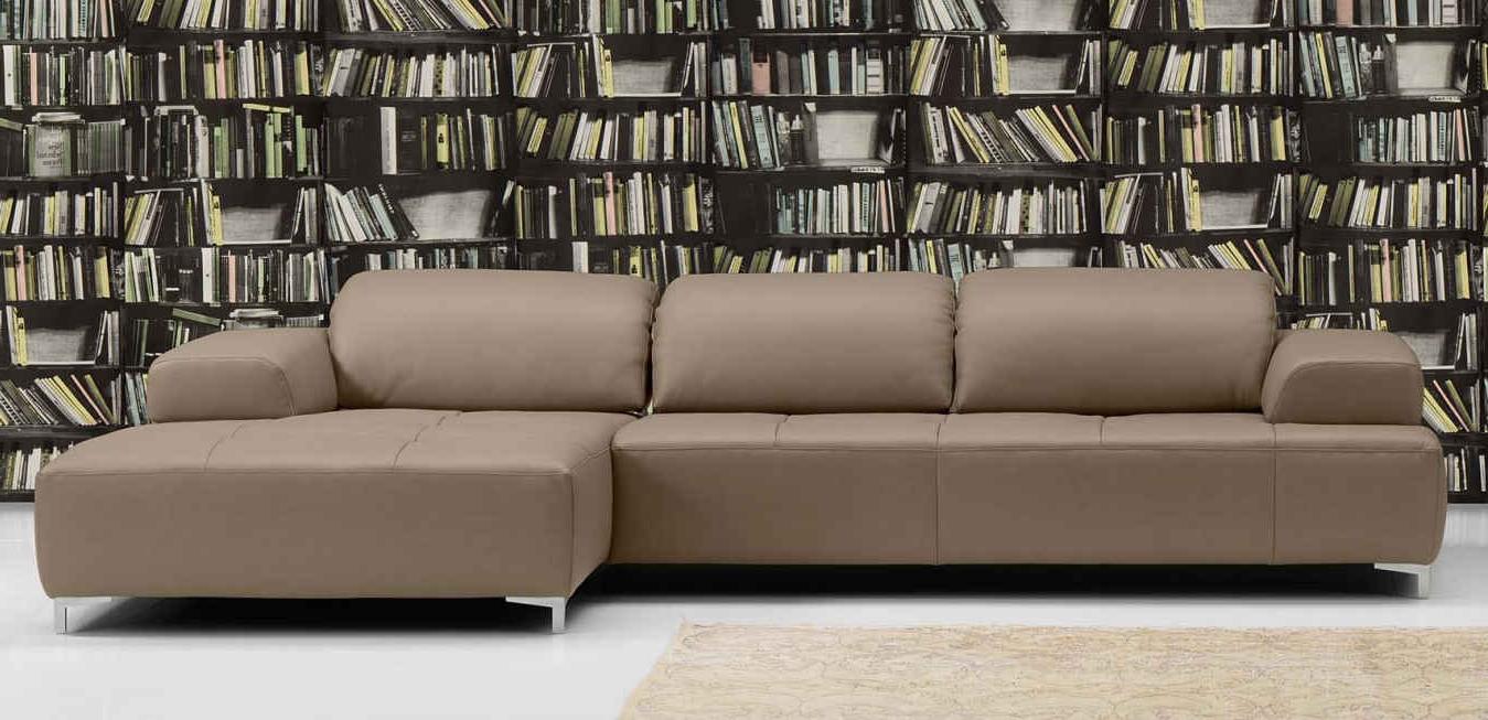 Polstergarnitur, Lounge Sofa, Couch, Ottomane aus Leder von Ewald ...
