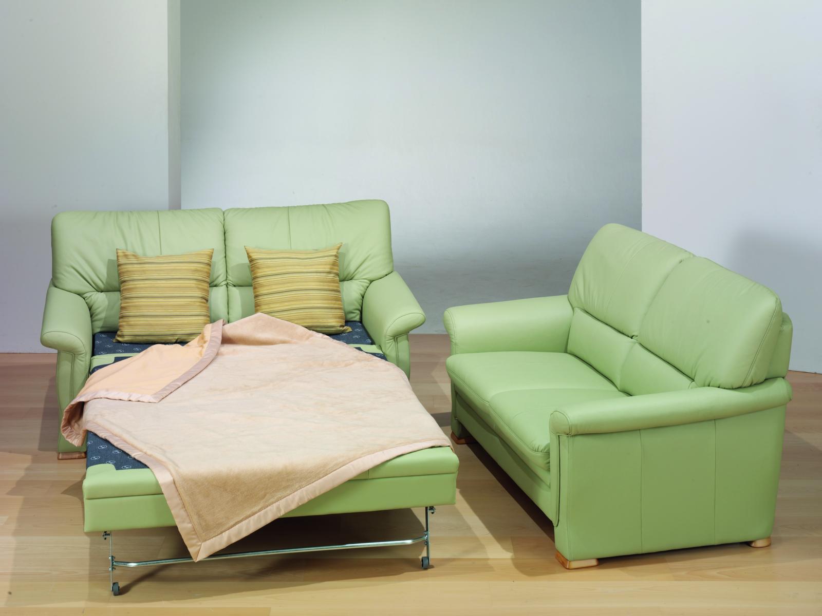 polstergarnitur mit doppelbett funktion von himolla top angebot ebay. Black Bedroom Furniture Sets. Home Design Ideas