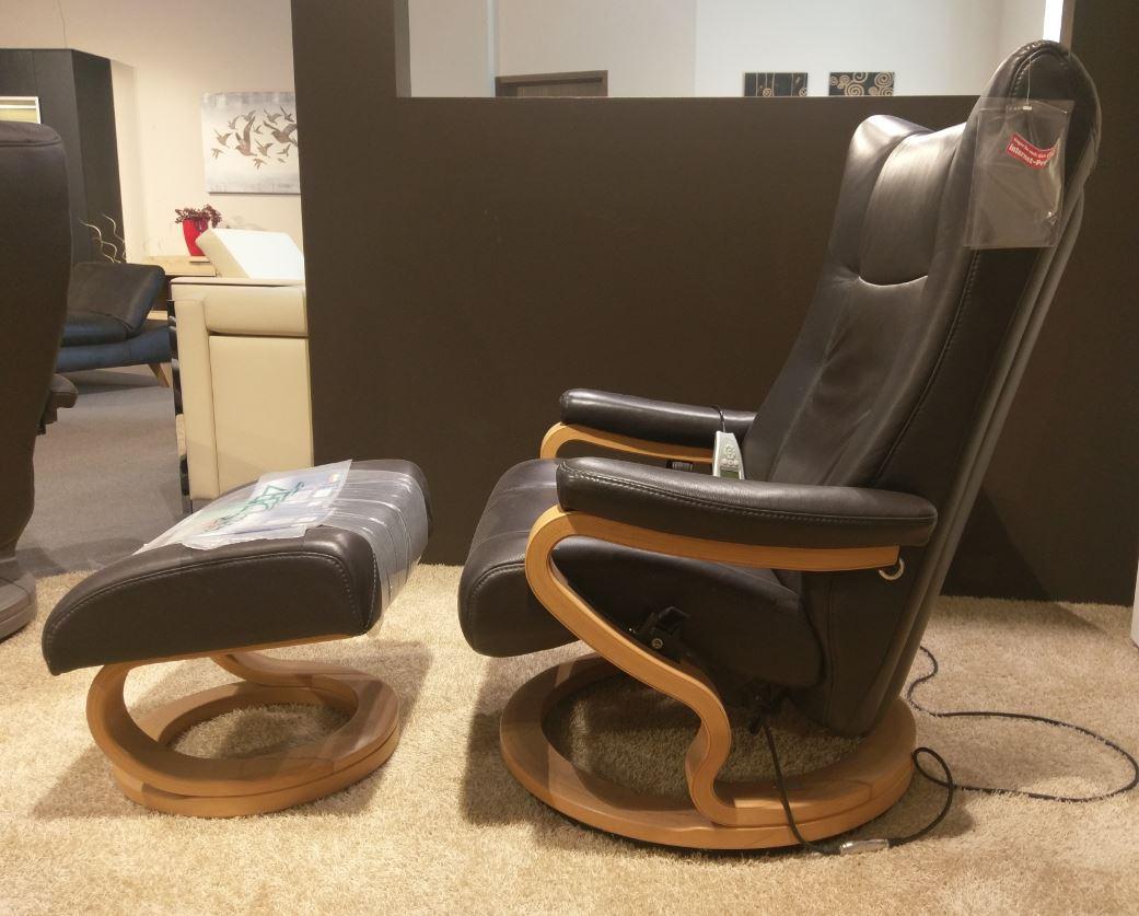 polsterm bel sessel fernsehsessel mit massagefunktion 7452 von himolla ebay. Black Bedroom Furniture Sets. Home Design Ideas
