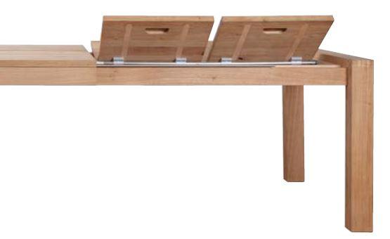 esstisch vierfu tisch mit fronttslide von klose zum schn ppchenpreis ebay. Black Bedroom Furniture Sets. Home Design Ideas