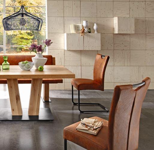 esszimmer stuhl schwingstuhl von niehoff top angebot ebay. Black Bedroom Furniture Sets. Home Design Ideas