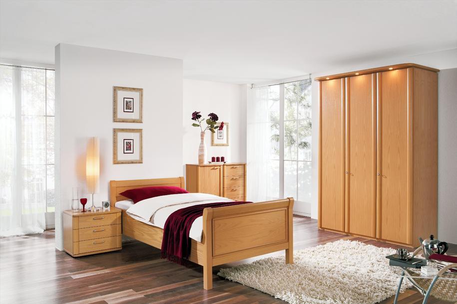 stollenbett singlebett rubin von nolte delbr ck ebay. Black Bedroom Furniture Sets. Home Design Ideas