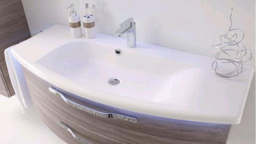 waschtisch waschbecken solitaire 7005 von pelipal top preis ebay. Black Bedroom Furniture Sets. Home Design Ideas