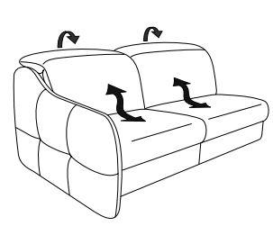 ledergarnitur sofa sitzlandschaft planopoly motion 9702 von himolla top ebay. Black Bedroom Furniture Sets. Home Design Ideas