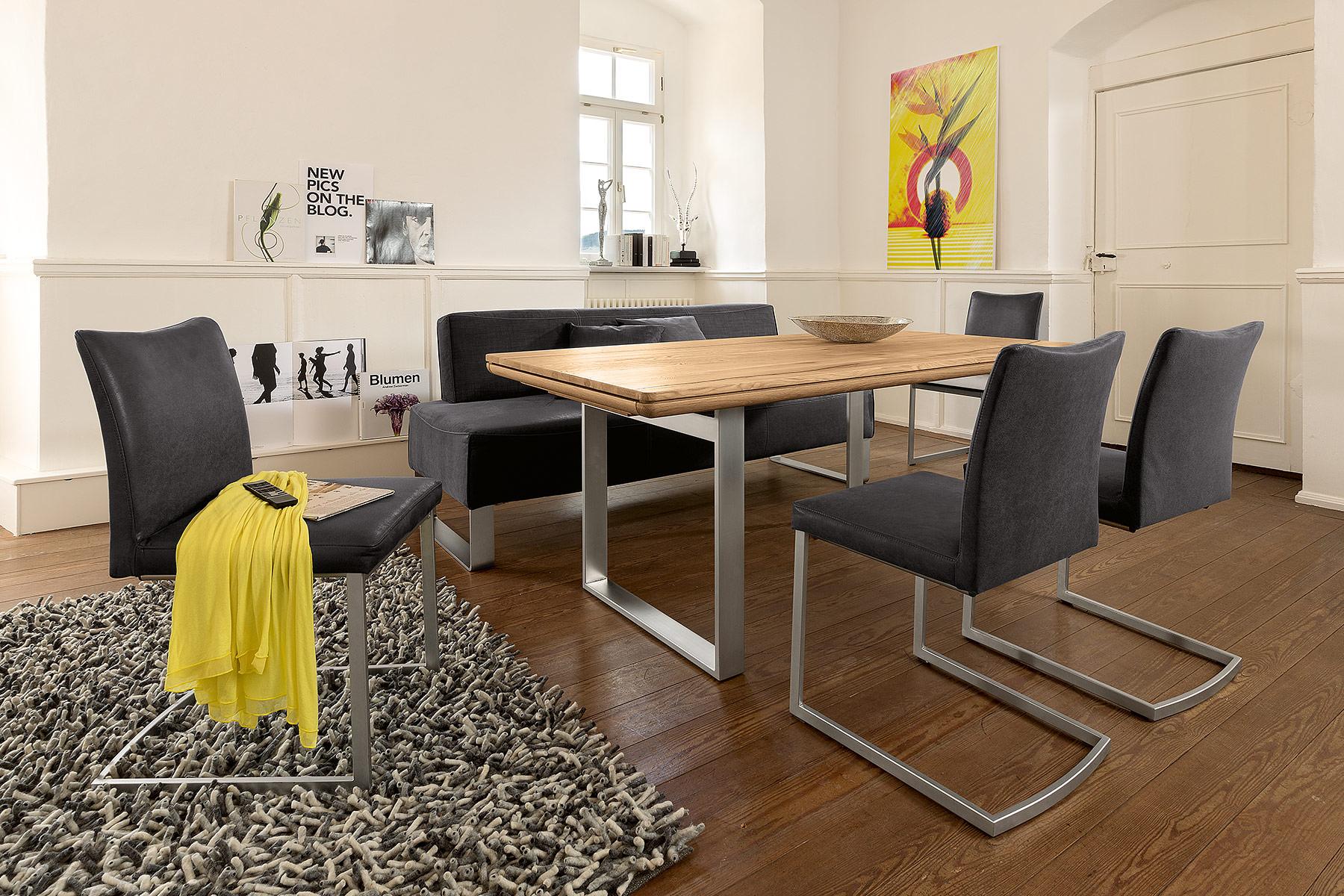 esstisch k chentisch madras von w ssner zum schn ppchenpreis ebay. Black Bedroom Furniture Sets. Home Design Ideas